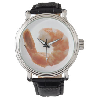 Cooked Shrimp Wrist Watch