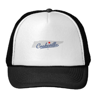 Cookeville Tennessee TN Shirt Trucker Hat