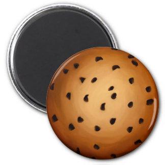 Cookie 2 Inch Round Magnet