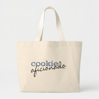 Cookie Aficionado Canvas Bags