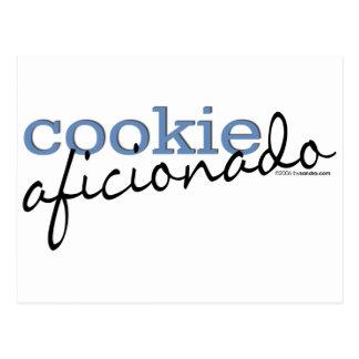 Cookie Aficionado Postcard