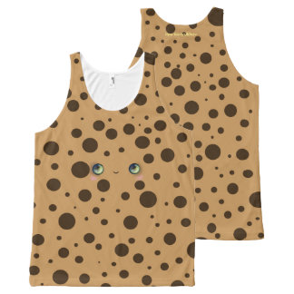 Cookie All-Over-Print Tank Top