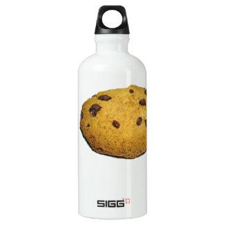 Cookie Aluminum Water Bottle