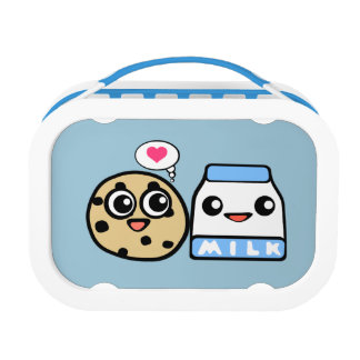 Cookie and Milk Yubo Lunchbox