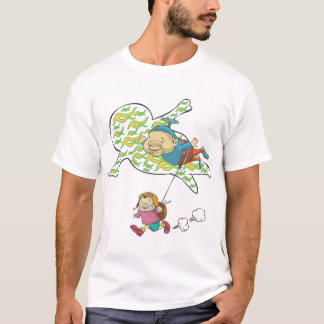 Cookie and Spinner T-Shirt
