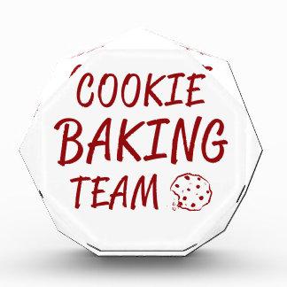 Cookie Baking Team 2 Acrylic Award