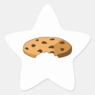 COOKIE BITE STAR STICKERS