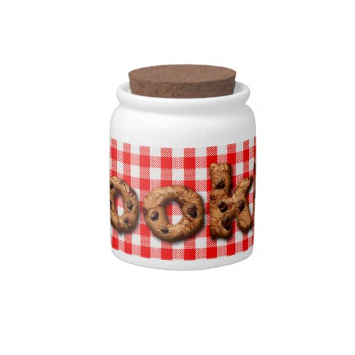 Cookie Candy Jars