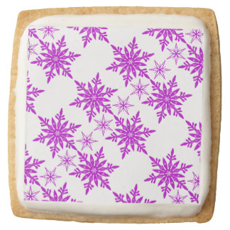 Cookie christmas exchange snowflake