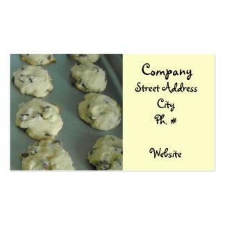 Cookie Company Tarjeta Personal