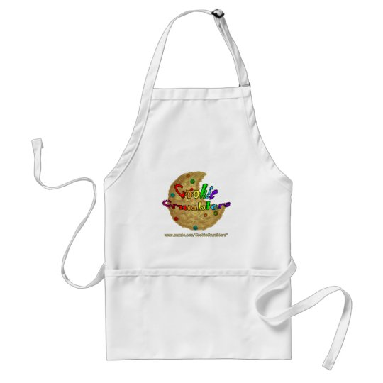 Cookie Crumblers Adult Apron