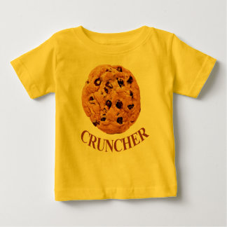 Cookie Cruncher Baby Wear Baby T-Shirt