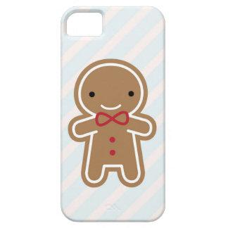 Cookie Cute Gingerbread Man iPhone SE/5/5s Case