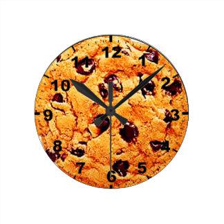 """Cookie"" design wall clocks"