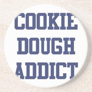 Cookie Dough Addict Drink Coaster