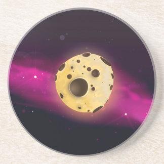 Cookie Dough Planet Sandstone Coaster