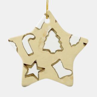 Cookie Exchange Ceramic Ornament