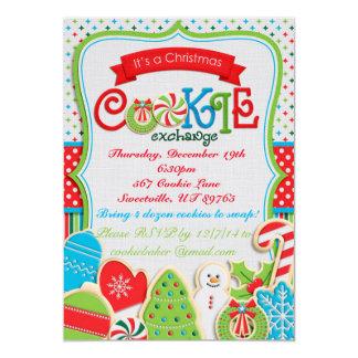 Cookie Exchange Invitation