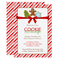 Cookie Exchange Party Invitation