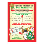 Cookie Exchange Swap Invitation