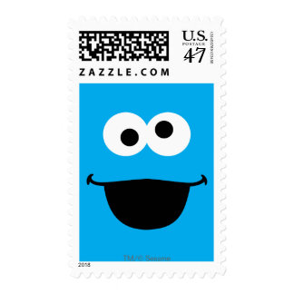 Cookie Face Art Postage