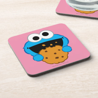Cookie Face Beverage Coaster