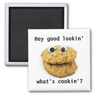 Cookie Face Magnet