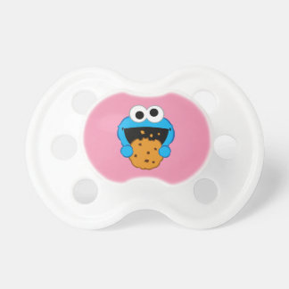 Cookie Face Pacifier