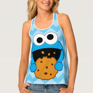 Cookie Face Tank Top