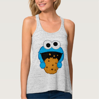 Cookie Face Tank Top