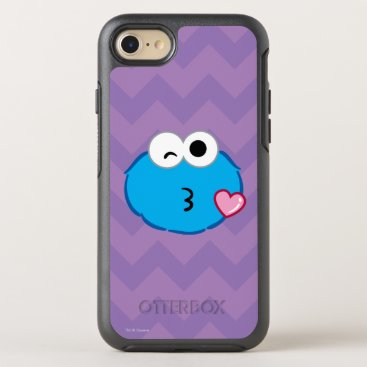Cookie Face Throwing a Kiss OtterBox Symmetry iPhone 8/7 Case
