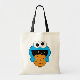 Cookie Face Tote Bag
