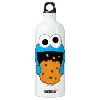 Cookie Face Water Bottle