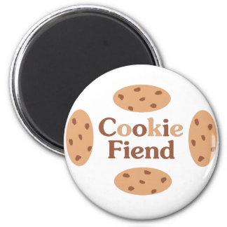 Cookie Fiend Magnet