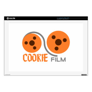 cookie film skin for laptop
