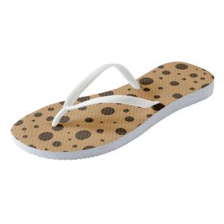 Cookie Flip Flops