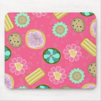 Cookie fun mouse pad