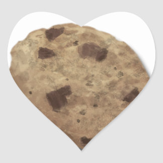 Cookie graphic for all you cookie lovers! heart sticker