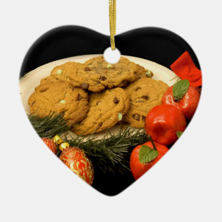 Cookie Heart Ornament