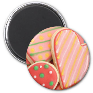 cookie hearts mahnet magnet