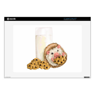 "Cookie Hog Skin For 15"" Laptop"