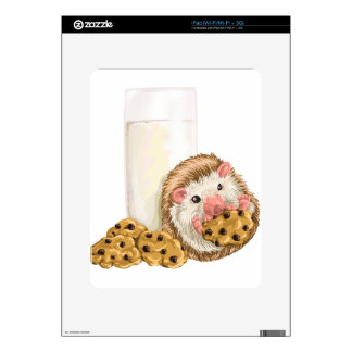 Cookie Hog Skin For iPad