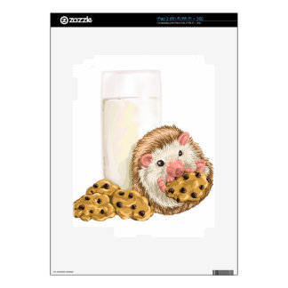 Cookie Hog Skin For The iPad 2