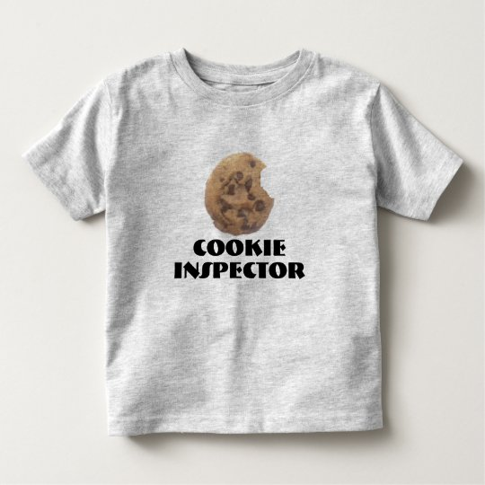 Cookie Inspector T-Shirt