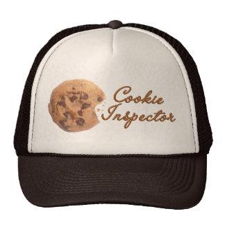 Cookie Inspector Trucker Hat