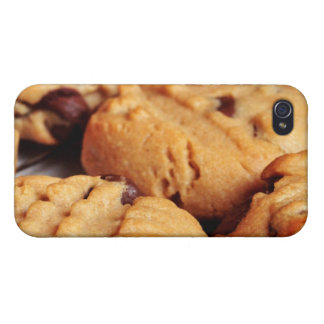 Cookie iPhone 4/4S Cover