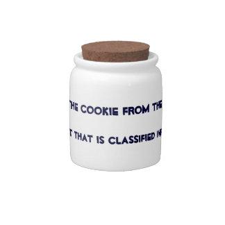 cookie jar candy dish