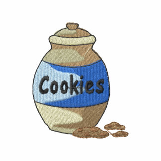 Cookie Jar Embroidered Shirt