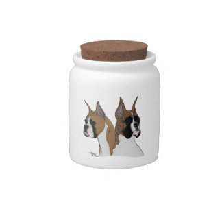 Cookie jar for dogs candy jar