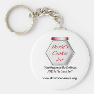 Cookie Jar keychain